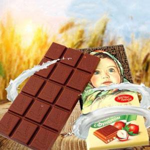 """贝加尔湖美食""""巧克力"""""""