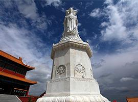 呼伦贝尔旅游,满洲里大觉禅寺