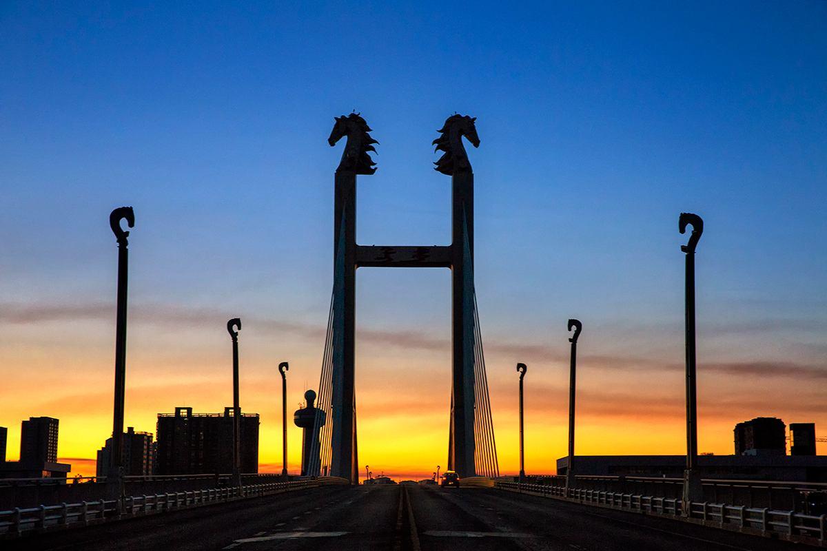 海拉尔大桥