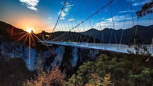 云天渡玻璃桥