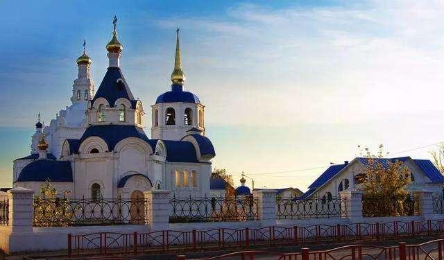 乌兰乌德教堂