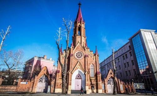 伊尔库教堂
