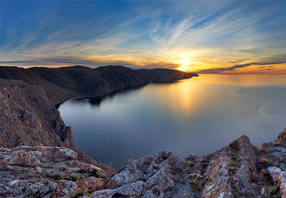 贝加尔湖1