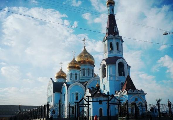 赤塔东正教教堂