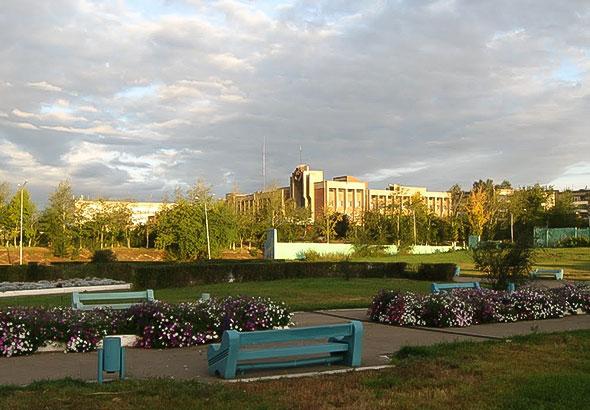 红石-巴甫洛夫广场