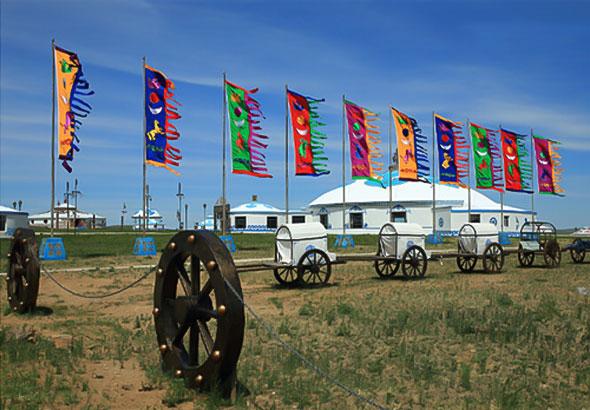 巴尔虎蒙古部落